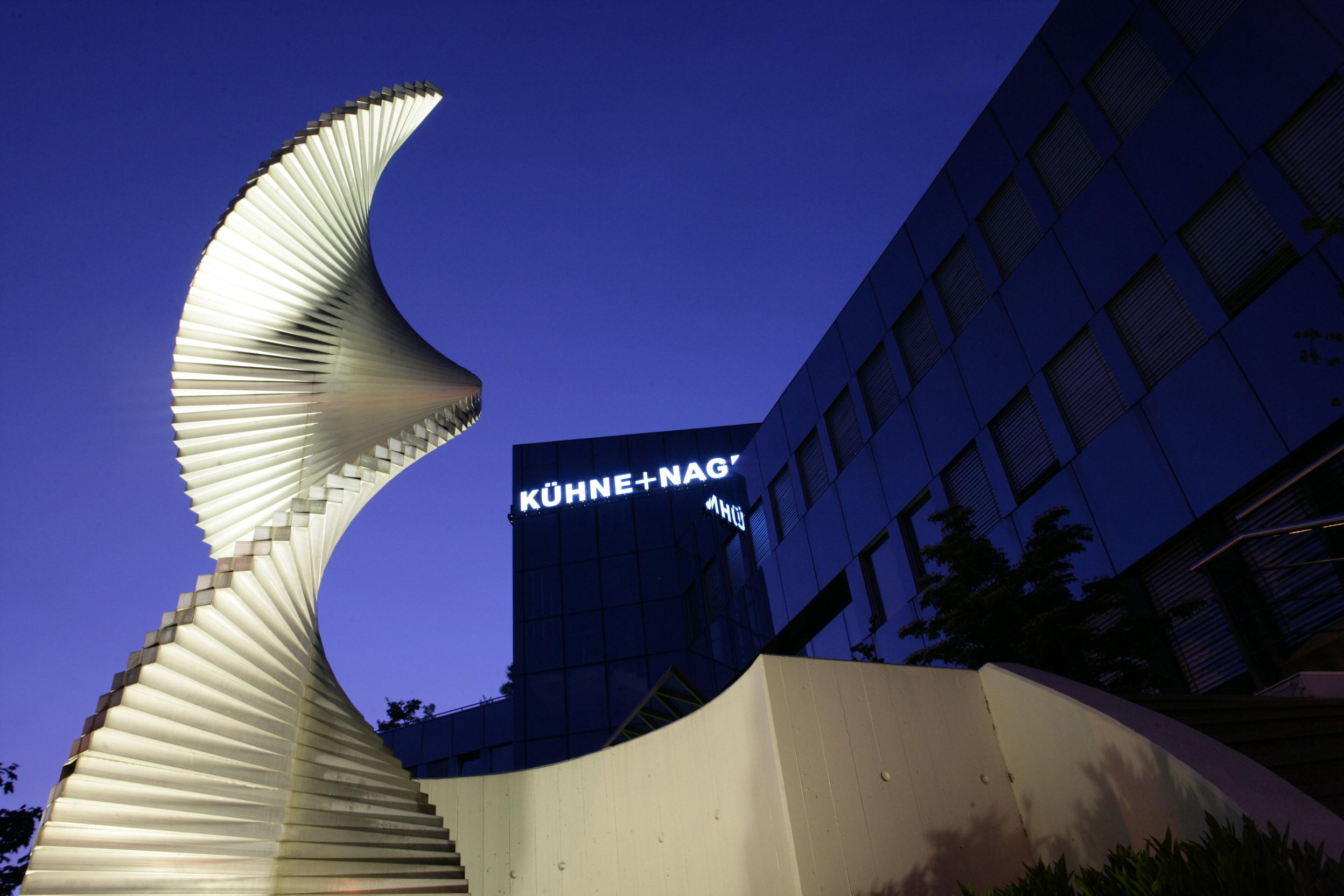Kuehne + Nagel zet innovatiecentra op in Europa en Azië om digitale transformatie te versnellen