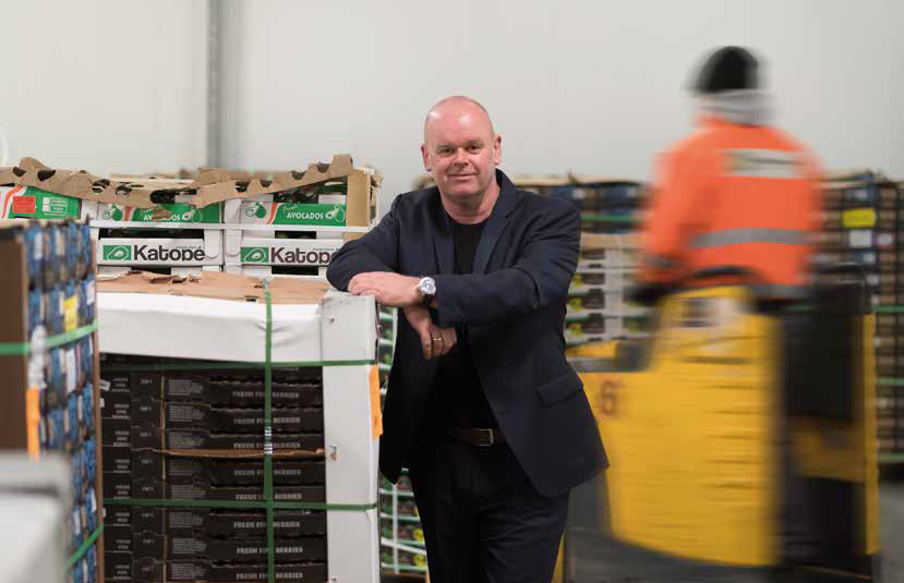 IPHandlers bouwt nieuw Perishable Center