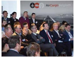 Air Cargo Belgium maakt grote stappen voorwaarts