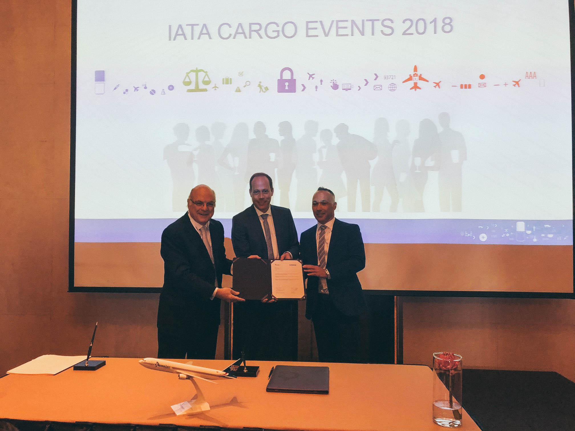 Amerijet Joins IATA Innovation Awarded Claims Platform