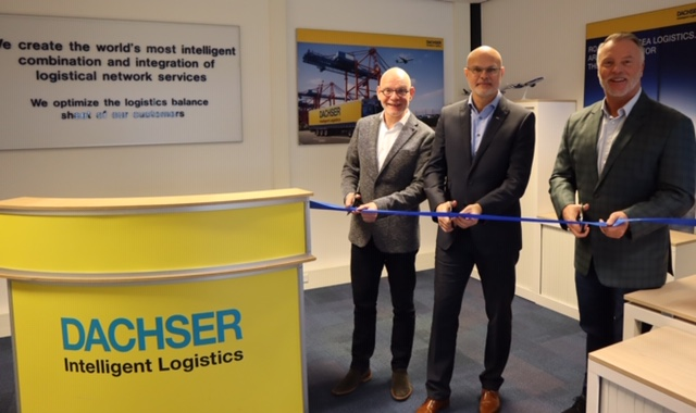 DACHSER Air & Sea Logistics Nederland breidt uit