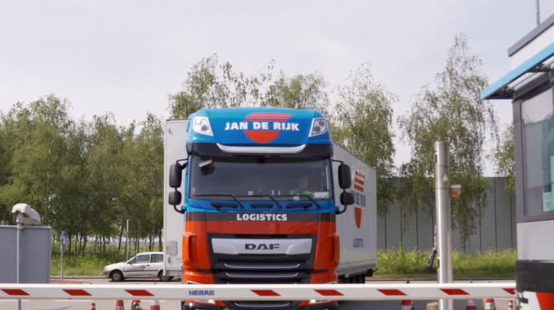 Jan de Rijk backs data sharing Trucking CDM platform